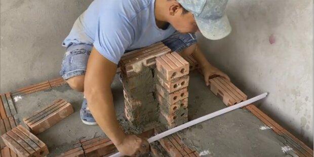 Screenshot: YouTube/DIY- Cement craft ideas